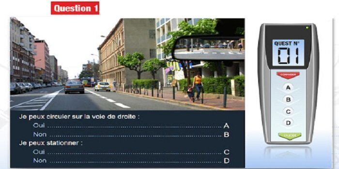 حجز موعد امتحان الكود مع مترجم في فرنسا